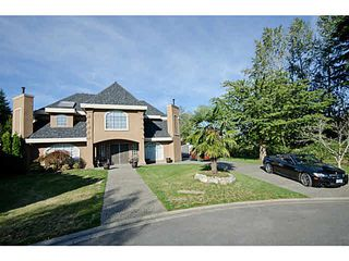 """Photo 1: 5788 126TH Street in Surrey: Panorama Ridge House for sale in """"PANORAMA RIDGE"""" : MLS®# F1451487"""
