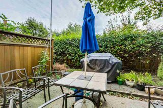 "Photo 20: 22 4321 SOPHIA Street in Vancouver: Main Townhouse for sale in ""WELTON COURT"" (Vancouver East)  : MLS®# R2000422"