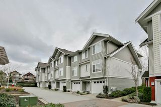 """Photo 2: 62 19480 66 Avenue in Surrey: Clayton Townhouse for sale in """"Two Blue 2"""" (Cloverdale)  : MLS®# R2041432"""