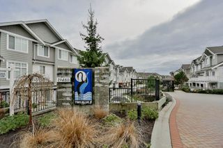 """Photo 1: 62 19480 66 Avenue in Surrey: Clayton Townhouse for sale in """"Two Blue 2"""" (Cloverdale)  : MLS®# R2041432"""
