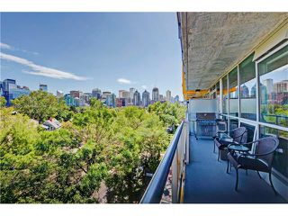 Photo 7: 505 235 9A Street NW in Calgary: Sunnyside Condo for sale : MLS®# C4077475
