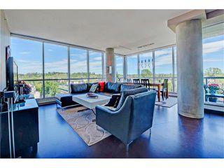 Photo 3: 505 235 9A Street NW in Calgary: Sunnyside Condo for sale : MLS®# C4077475