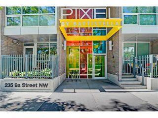 Photo 2: 505 235 9A Street NW in Calgary: Sunnyside Condo for sale : MLS®# C4077475