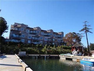 Photo 1: 411 1083 Tillicum Rd in VICTORIA: Es Kinsmen Park Condo for sale (Esquimalt)  : MLS®# 743444