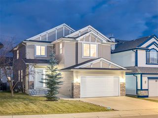 Main Photo: 40 COUGARSTONE Manor SW in Calgary: Cougar Ridge House for sale : MLS®# C4087798