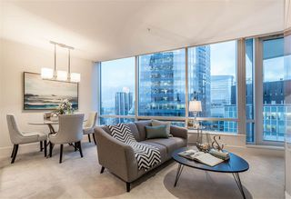 "Photo 6: 2806 1077 W CORDOVA Street in Vancouver: Coal Harbour Condo for sale in ""SHAW TOWER"" (Vancouver West)  : MLS®# R2122909"