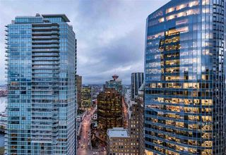 "Photo 1: 2806 1077 W CORDOVA Street in Vancouver: Coal Harbour Condo for sale in ""SHAW TOWER"" (Vancouver West)  : MLS®# R2122909"