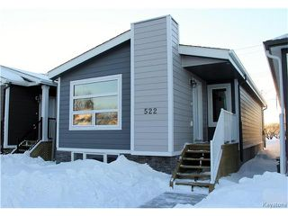 Photo 20: 522 Ferry Road in Winnipeg: St James Residential for sale (5E)  : MLS®# 1700403