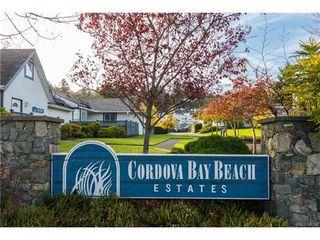Photo 20: 15 5110 Cordova Bay Rd in VICTORIA: SE Cordova Bay Row/Townhouse for sale (Saanich East)  : MLS®# 749401