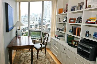 "Photo 12: 905 1328 MARINASIDE Crescent in Vancouver: Yaletown Condo for sale in ""THE CONCORD"" (Vancouver West)  : MLS®# R2134660"