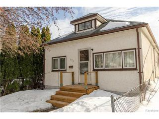 Photo 1: 372 Eugenie Street in Winnipeg: Norwood Residential for sale (2B)  : MLS®# 1703322