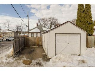Photo 18: 372 Eugenie Street in Winnipeg: Norwood Residential for sale (2B)  : MLS®# 1703322