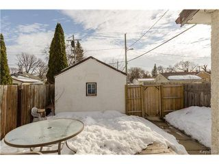 Photo 16: 372 Eugenie Street in Winnipeg: Norwood Residential for sale (2B)  : MLS®# 1703322