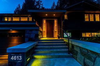 Photo 1: 4613 CAULFEILD Drive in West Vancouver: Caulfeild House for sale : MLS®# R2141710