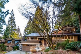 Photo 4: 4613 CAULFEILD Drive in West Vancouver: Caulfeild House for sale : MLS®# R2141710