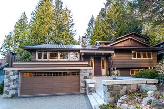 Photo 2: 4613 CAULFEILD Drive in West Vancouver: Caulfeild House for sale : MLS®# R2141710