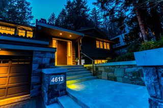 Photo 3: 4613 CAULFEILD Drive in West Vancouver: Caulfeild House for sale : MLS®# R2141710
