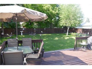 Photo 4: 5 Saturn Bay in Winnipeg: West Fort Garry Residential for sale (1Jw)  : MLS®# 1704507