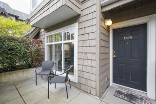 Photo 1: 1328 MAHON Avenue in North Vancouver: Central Lonsdale Townhouse for sale : MLS®# R2156696