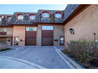 Photo 1: 341 Westwood Drive in Winnipeg: Westwood Condominium for sale (5G)  : MLS®# 1711756