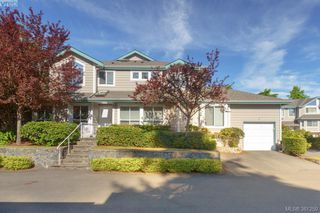Photo 1: 8 4619 Elk Lake Dr in VICTORIA: SW Royal Oak Row/Townhouse for sale (Saanich West)  : MLS®# 766053