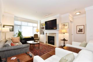 "Photo 2: 117 3188 W 41ST Avenue in Vancouver: Kerrisdale Condo for sale in ""LANESBOROUGH"" (Vancouver West)  : MLS®# R2219846"