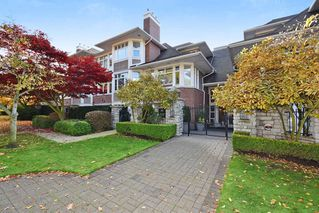 "Photo 1: 117 3188 W 41ST Avenue in Vancouver: Kerrisdale Condo for sale in ""LANESBOROUGH"" (Vancouver West)  : MLS®# R2219846"