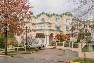 "Photo 1: 217 2985 PRINCESS Crescent in Coquitlam: Canyon Springs Condo for sale in ""PRINCESS GATE"" : MLS®# R2223347"