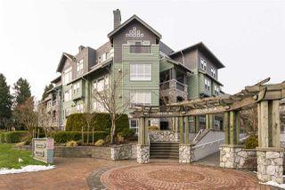 "Photo 1: 310 15555 16 Avenue in Surrey: Sunnyside Park Surrey Condo for sale in ""Sandringham"" (South Surrey White Rock)  : MLS®# R2229665"