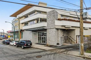 Photo 1: 203 4338 COMMERCIAL Street in Vancouver: Victoria VE Condo for sale (Vancouver East)  : MLS®# R2242329