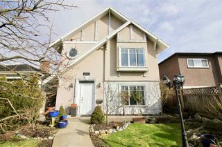 Photo 1: 4230 BOUNDARY Road in Burnaby: Burnaby Hospital House for sale (Burnaby South)  : MLS®# R2244510
