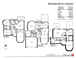 """Photo 20: 2905 KALAMALKA Drive in Coquitlam: Coquitlam East House for sale in """"RIVER HEIGHTS"""" : MLS®# R2246775"""