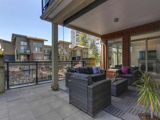 Photo 15: 321 101 MORRISSEY Road in Port Moody: Port Moody Centre Condo for sale : MLS®# R2262238