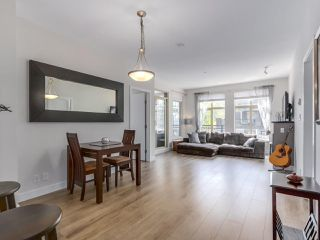 Photo 2: 321 101 MORRISSEY Road in Port Moody: Port Moody Centre Condo for sale : MLS®# R2262238