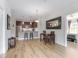 Photo 4: 321 101 MORRISSEY Road in Port Moody: Port Moody Centre Condo for sale : MLS®# R2262238