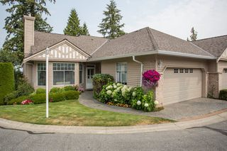 """Main Photo: 38 2533 152 Street in Surrey: Sunnyside Park Surrey Townhouse for sale in """"Bishop's Green"""" (South Surrey White Rock)  : MLS®# R2296842"""