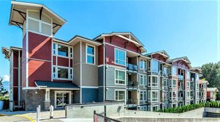 "Main Photo: 108 2242 WHATCOM Road in Abbotsford: Abbotsford East Condo for sale in ""WATERLEAF"" : MLS®# R2304473"