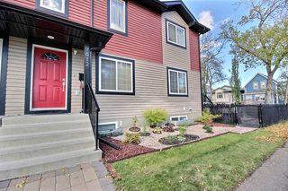 Main Photo: 9612 120 Avenue in Edmonton: Zone 05 House Half Duplex for sale : MLS®# E4130825