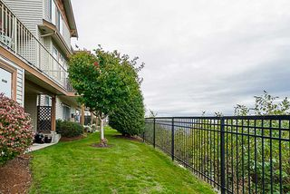 "Photo 16: 62 35287 OLD YALE Road in Abbotsford: Abbotsford East Townhouse for sale in ""THE FALLS At eagle mountain"" : MLS®# R2313185"