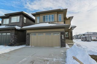 Main Photo: 1627 AINSLIE Lane in Edmonton: Zone 56 House for sale : MLS®# E4138041