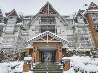 Photo 1: 302 17769 57 Avenue in Surrey: Cloverdale BC Condo for sale (Cloverdale)  : MLS®# R2342073