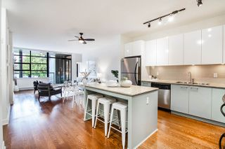 "Main Photo: 309 2828 YEW Street in Vancouver: Kitsilano Condo for sale in ""Bel-Air"" (Vancouver West)  : MLS®# R2341848"