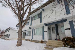 Main Photo: 11339 22 Avenue in Edmonton: Zone 16 Townhouse for sale : MLS®# E4144520