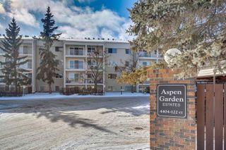Photo 1: 206 4404 122 Street in Edmonton: Zone 16 Condo for sale : MLS®# E4146134