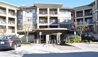"Main Photo: 310 12248 224 Street in Maple Ridge: East Central Condo for sale in ""Urbano"" : MLS®# R2350608"