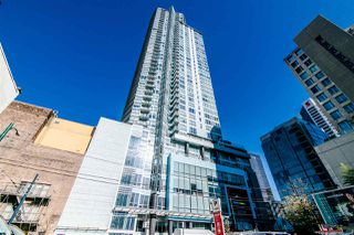 "Photo 1: 2811 833 SEYMOUR Street in Vancouver: Downtown VW Condo for sale in ""CAPITOL RESIDENCE"" (Vancouver West)  : MLS®# R2357159"