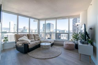"Photo 3: 2811 833 SEYMOUR Street in Vancouver: Downtown VW Condo for sale in ""CAPITOL RESIDENCE"" (Vancouver West)  : MLS®# R2357159"