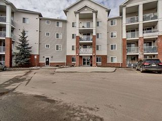Main Photo: 314 920 156 Street in Edmonton: Zone 14 Condo for sale : MLS®# E4152623