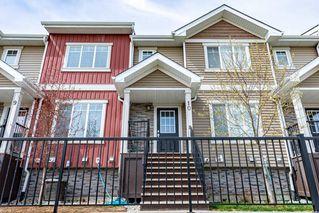 Photo 1: 10 13810 166 Avenue in Edmonton: Zone 27 Townhouse for sale : MLS®# E4157253