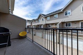 Photo 30: 10 13810 166 Avenue in Edmonton: Zone 27 Townhouse for sale : MLS®# E4157253